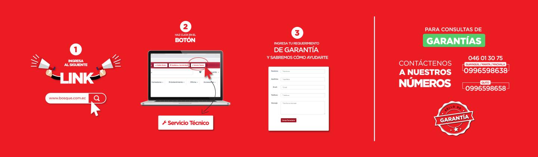 Banner Garantía