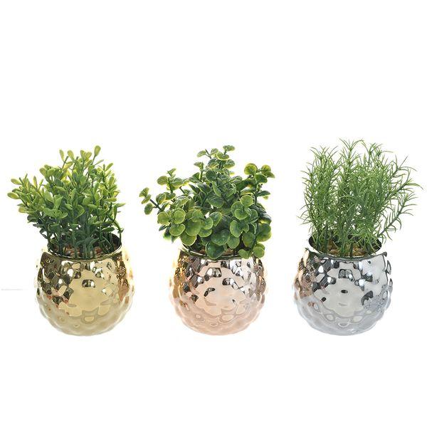 Planta-con-pote-Metalico