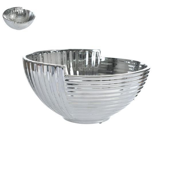 Bowl-Plateado