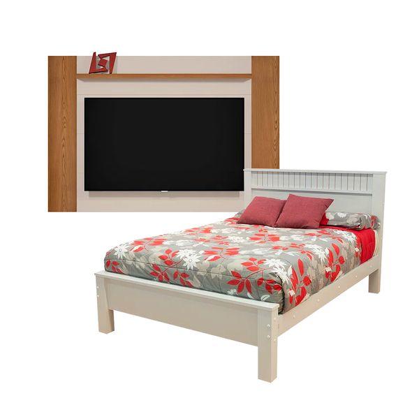 Combo-cama-panel