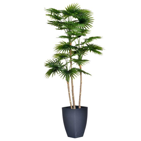 Planta-con-Pote-Alta