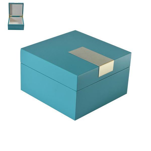 Caja-Decor-Azul-Dorado-Cuadrada