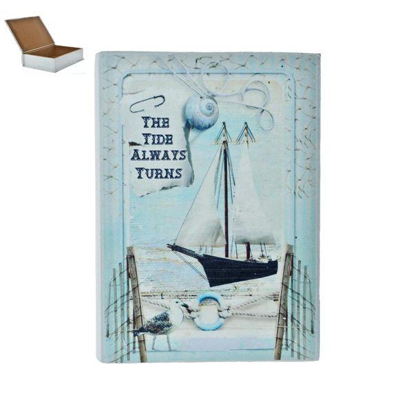 Libro-Decor-Barco