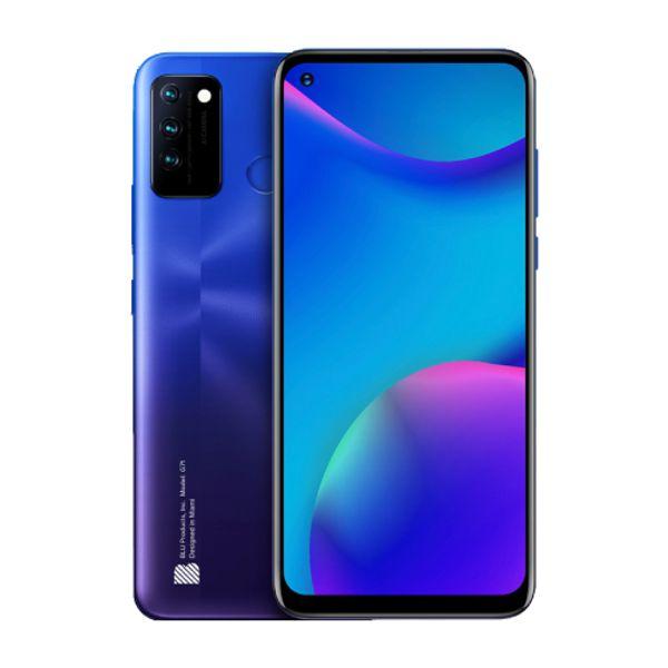 Celular-Blu-G71-Azul