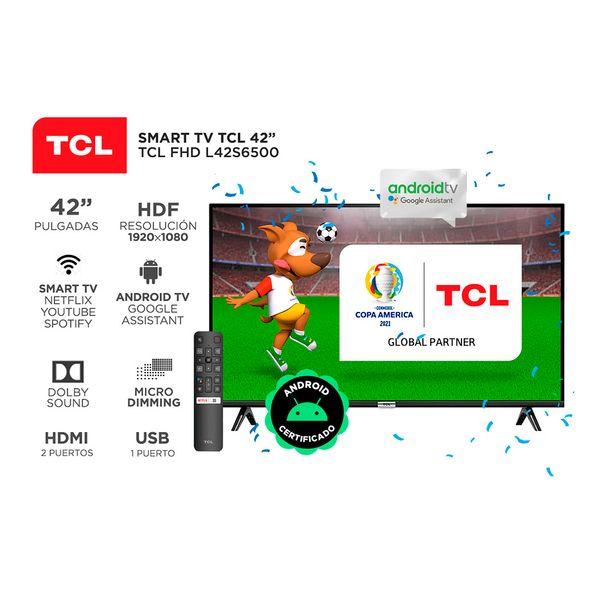 Televisor-Smart-TCL-42-pulgadas