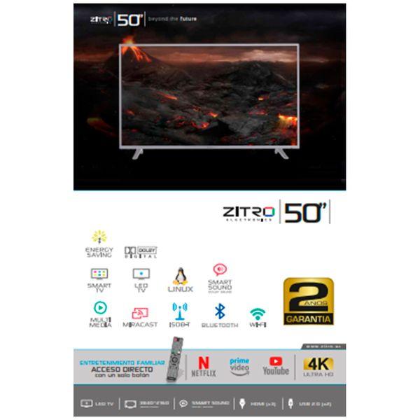 Televisor-Zitro-50-pulgadas