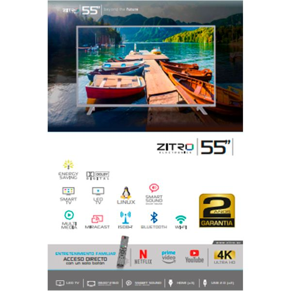 Televisor-Zitro-55-pulgadas