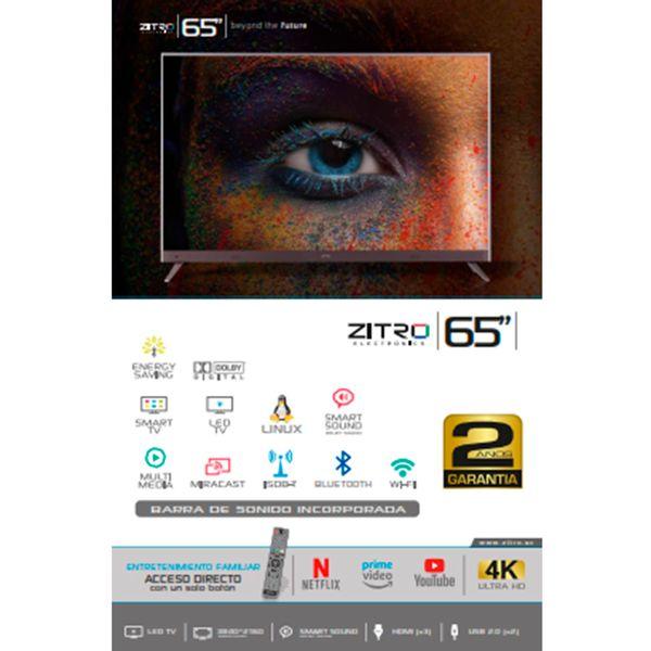 Televisor-Zitro-65-pulgadas