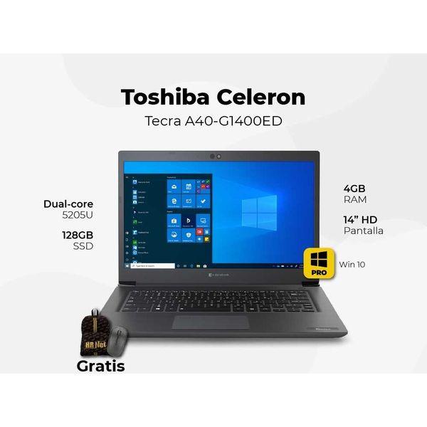 Laptop-Toshiba-Tecra-A40-G1400ED-Celeron