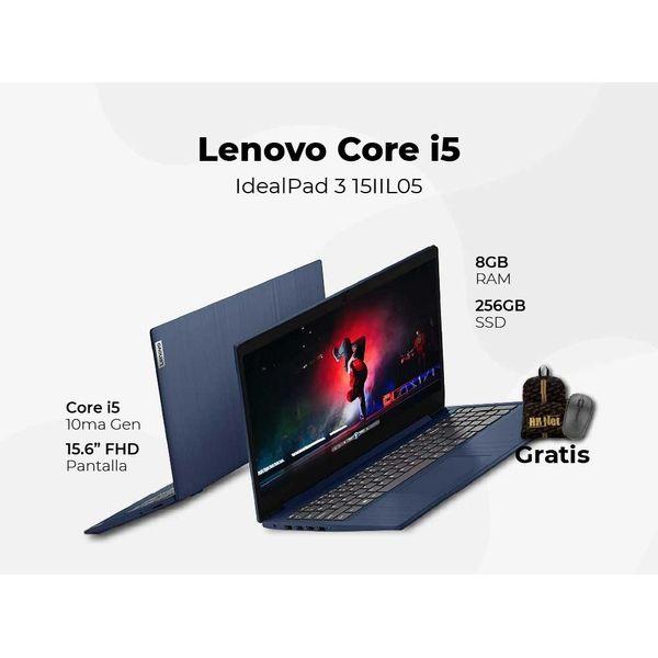 Laptop-Lenovo-IdeaPad-3-15IIL05-Intel-Core-I5